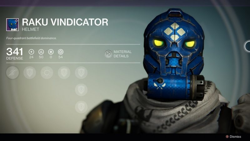 Raku Vindicator helmet.jpg